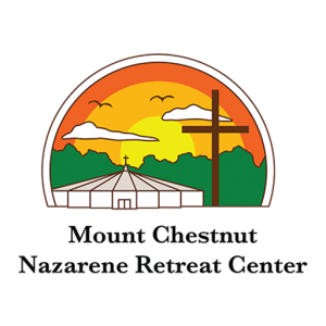 This is the logo for Mount Chestnut Nazarene Retreat Center.