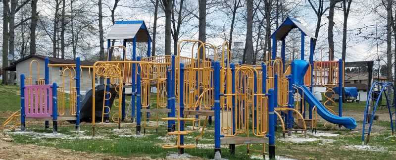 Playground Update – Urgent Need