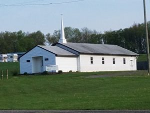 This is the chapel at Mount Chestnut Nazarene Retreat Center.
