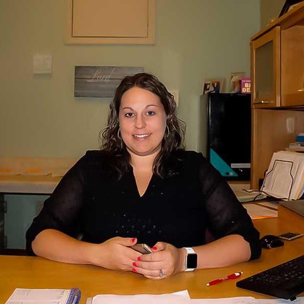 Colleen Baker – Center Administrator.