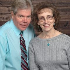 John and Gayle Stahlman.